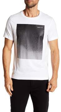 Kenneth Cole New York Ombre Hexagon Graphic Print Tee