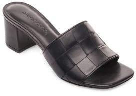 Bernardo Bridget Leather Sandals