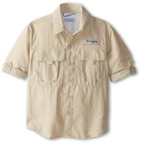 Columbia Kids - Bahamatm L/S Shirt Boy's Short Sleeve Button Up