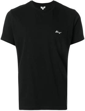 Kenzo Signature pocket T-shirt