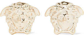 Versace - Medusa Gold-tone Earrings