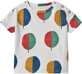 Bobo Choses Multi colour Balloon Print Short Sleeve T-Shirt
