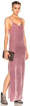 RtA Marlene Dress in Pink,Purple.