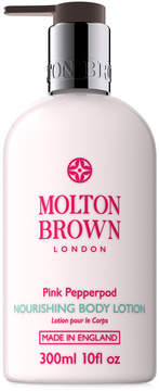 Pink Pepperpod Nourishing Body Lotion by Molton Brown (10oz Lotion)