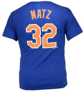 Majestic Men's Steven Matz New York Mets Player T-Shirt