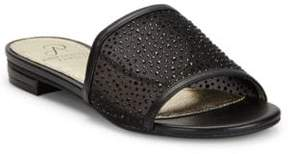 Adrianna Papell Studded Slip-On Sandals
