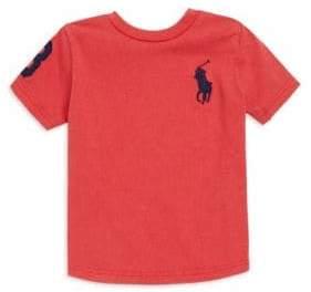 Ralph Lauren Boy's Three Embroidered T-Shirt