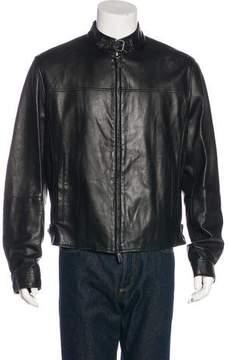 Bally Lambskin Jacket