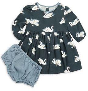 Stella McCartney Baby's Swan Print Dress