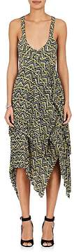 A.L.C. Women's Kendall Silk Asymmetric Dress