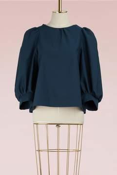 Atlantique Ascoli Florentine cotton blouse
