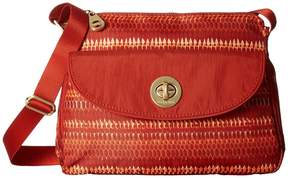Baggallini Gold Provence Crossbody Cross Body Handbags