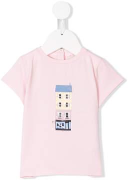 Emporio Armani Kids printed T-shirt