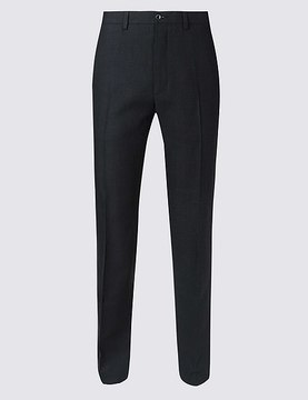 Marks and Spencer Linen Miracle Tailored Fit Trouser