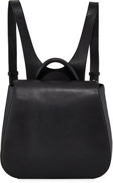 Steven Alan Kate Smooth Leather Backpack, Black