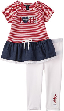 Tommy Hilfiger Girls' 2Pc Set