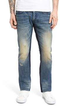 PRPS Demon Slim Straight Leg Jeans (Groundwater)