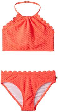 Kate Spade Kids Scalloped Two-Piece Girl's Active Sets