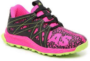 adidas Vigor Bounce Toddler & Youth Sneaker - Girl's