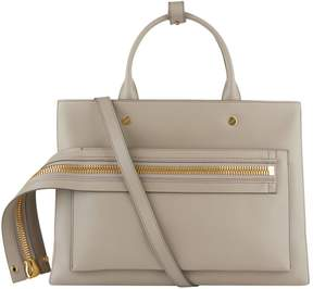Tom Ford Zip Leather Tote Bag