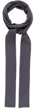 Marc Jacobs Rib Knit Narrow Scarf