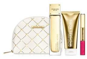 Michael Kors Fragrance, Beauty and Body Cosmetic Kit Set- 265.00 Value