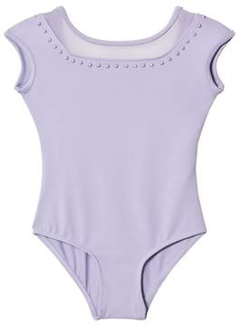 Bloch Lilac Fremont Pearl Studded Leotard