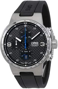 Oris Williams Chronograph Automatic Black Dial Men's Watch 774-7717-4164RS