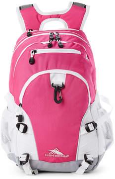 High Sierra Flamingo & White Loop Backpack
