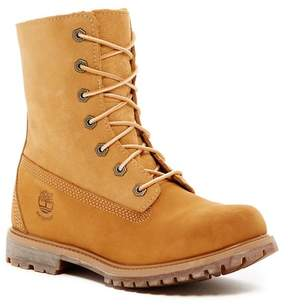 Timberland Fleece Lined Foldover Boot