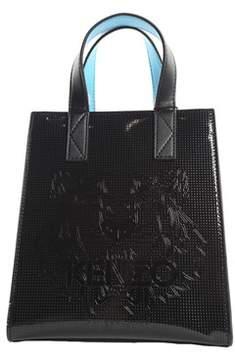 Kenzo Women's Black Polyurethane Handbag.