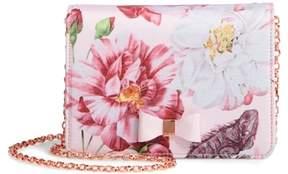 Ted Baker Zita Mini Bow Grosgrain Evening Bag