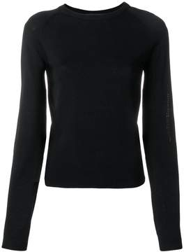 Barbara Bui long-sleeve fitted sweater