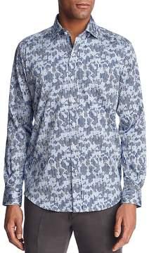Robert Graham Jennings Patterned Long Sleeve Button-Down Shirt - 100% Exclusive