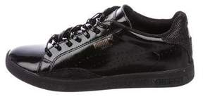 Puma Match Patent Leather Sneakers
