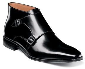 Florsheim Men's Belfast Double Monk Strap Boot