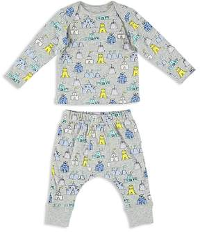 Stella McCartney Unisex Sandcastle Shirt & Pants Set - Baby
