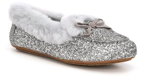 Gianni Bini Caytie Glitter Moccasin Slippers
