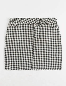 Love, Fire Love Fire Gingham Girls Skirt
