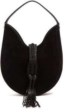 Altuzarra Ghianda large suede shoulder bag