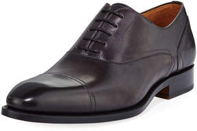 Magnanni Hand-Antiqued Calf Oxford