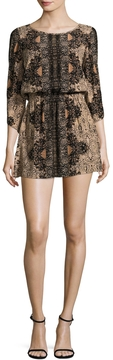 Cleobella Women's Aden Printed A Line Dress