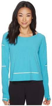 Asics Lite-Show Cover-Up Women's Long Sleeve Pullover