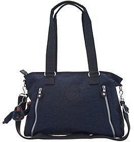 Kipling As Is Nylon Satchel Handbag- Angela - ONE COLOR - STYLE