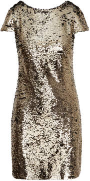 Sam Edelman Sequin Cap Sleeve Dress