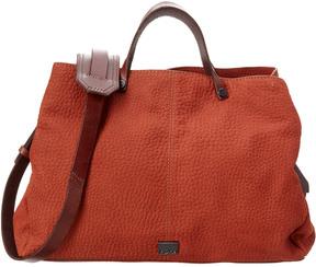 Kooba Ridgefield Leather Satchel