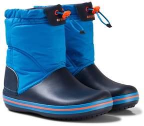 Crocs Crocband LodgePoint Boot K Ocean/Navy