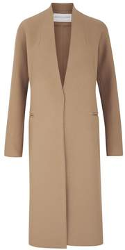 Amanda Wakeley Astrid Camel Tailored Coat