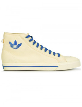 Adidas By Raf Simons Matrix Spirit hi-tops sneakers