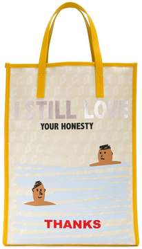 Corto Moltedo I Still Love Your Honesty shopper